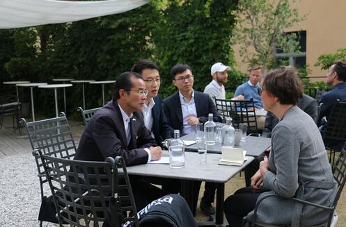 驻瑞典大使敦促瑞方尽早同意将红通人员乔建军引渡回中国