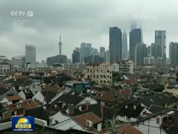 (新闻联播头条)上海:谱写新时代人民城市新