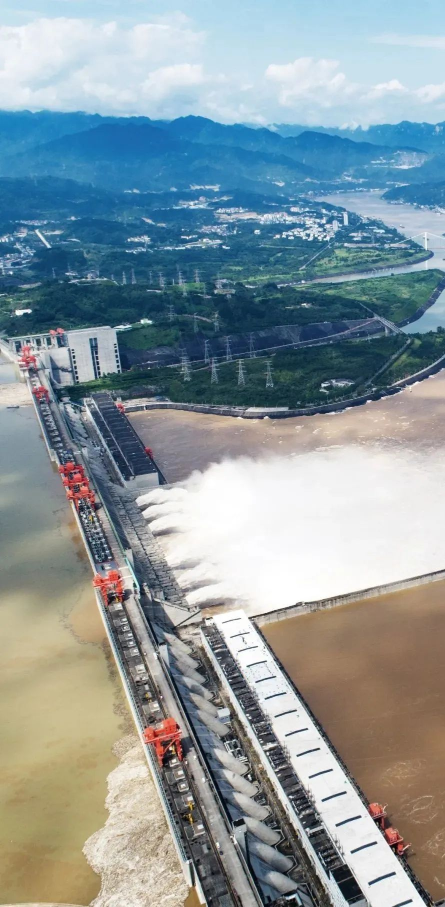 中下游几亿人中国四成GDP全部都泡水了