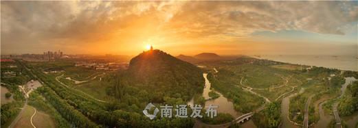 【新时代 新作为 新篇章】百年期待 绿色南通拥抱森旅节
