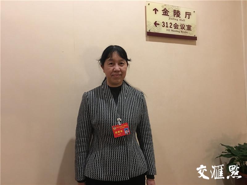 江苏省政协委员张亦军:完成数字